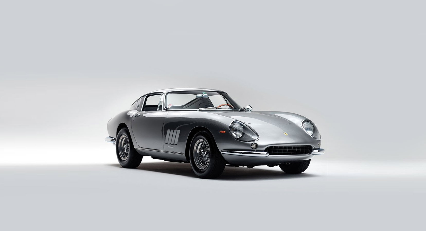Classic Car Find of the Week: 1965 Ferrari 275 GTB/6C Alloy by Scaglietti