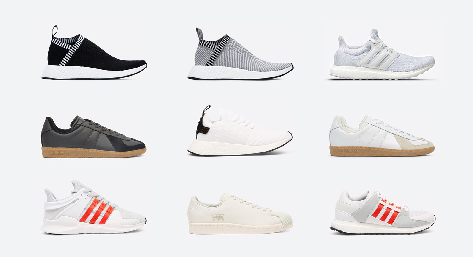 This Month's New Sneaker Releases From Adidas