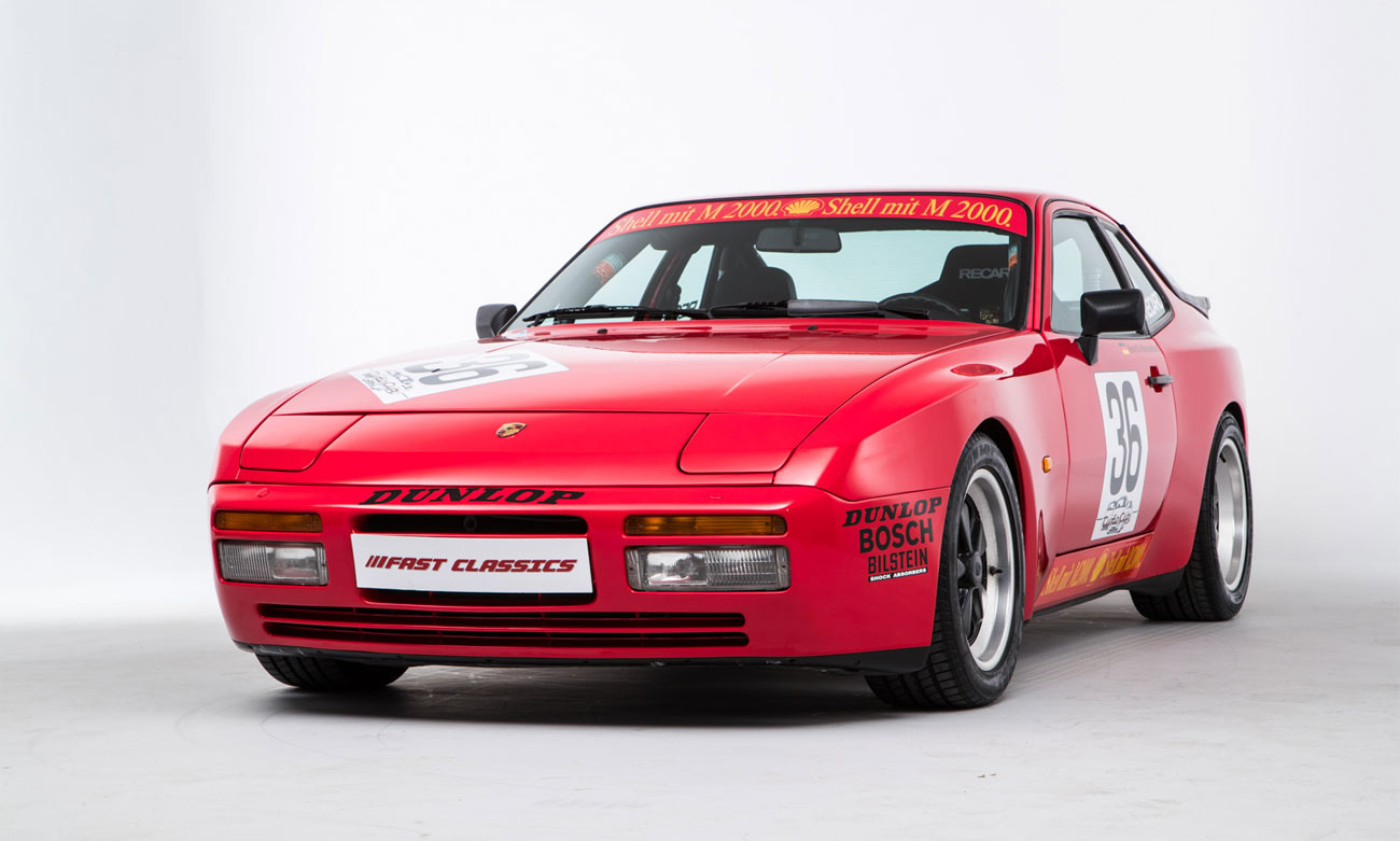 classic car find of the week porsche 944 turbo cup opumo magazine. Black Bedroom Furniture Sets. Home Design Ideas
