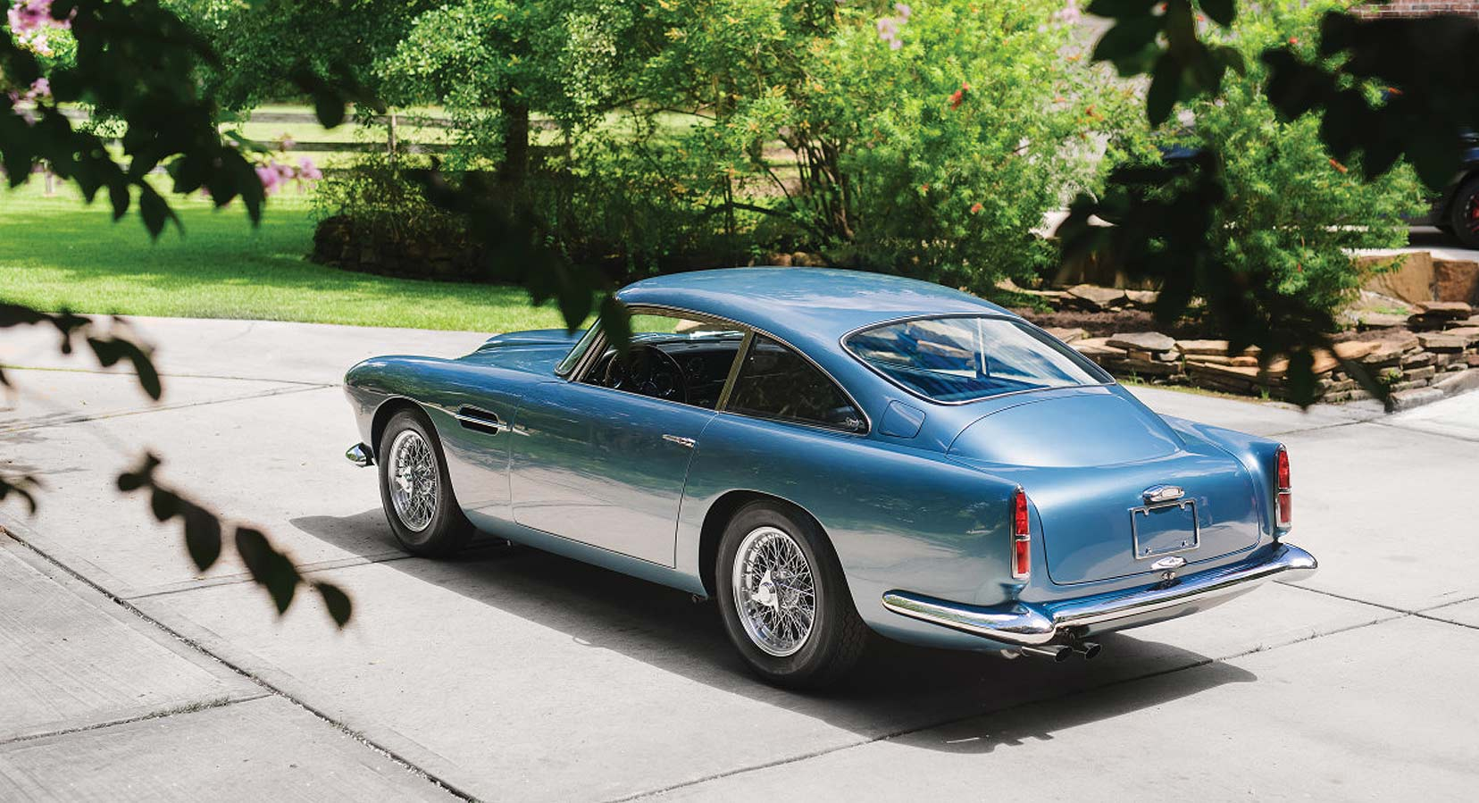 Classic Car Find of the Week: 1961 Aston Martin DB4 Series II
