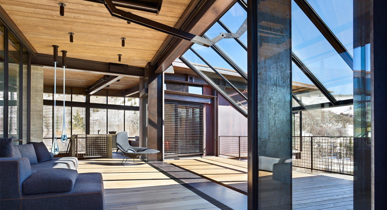 Take A Look Inside The 'Bigwood Residence' by Olson Kundig