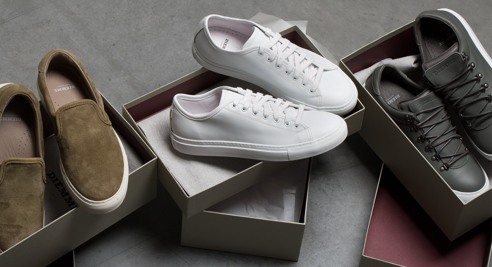 Our Favourite Sale Sneakers From Diemme