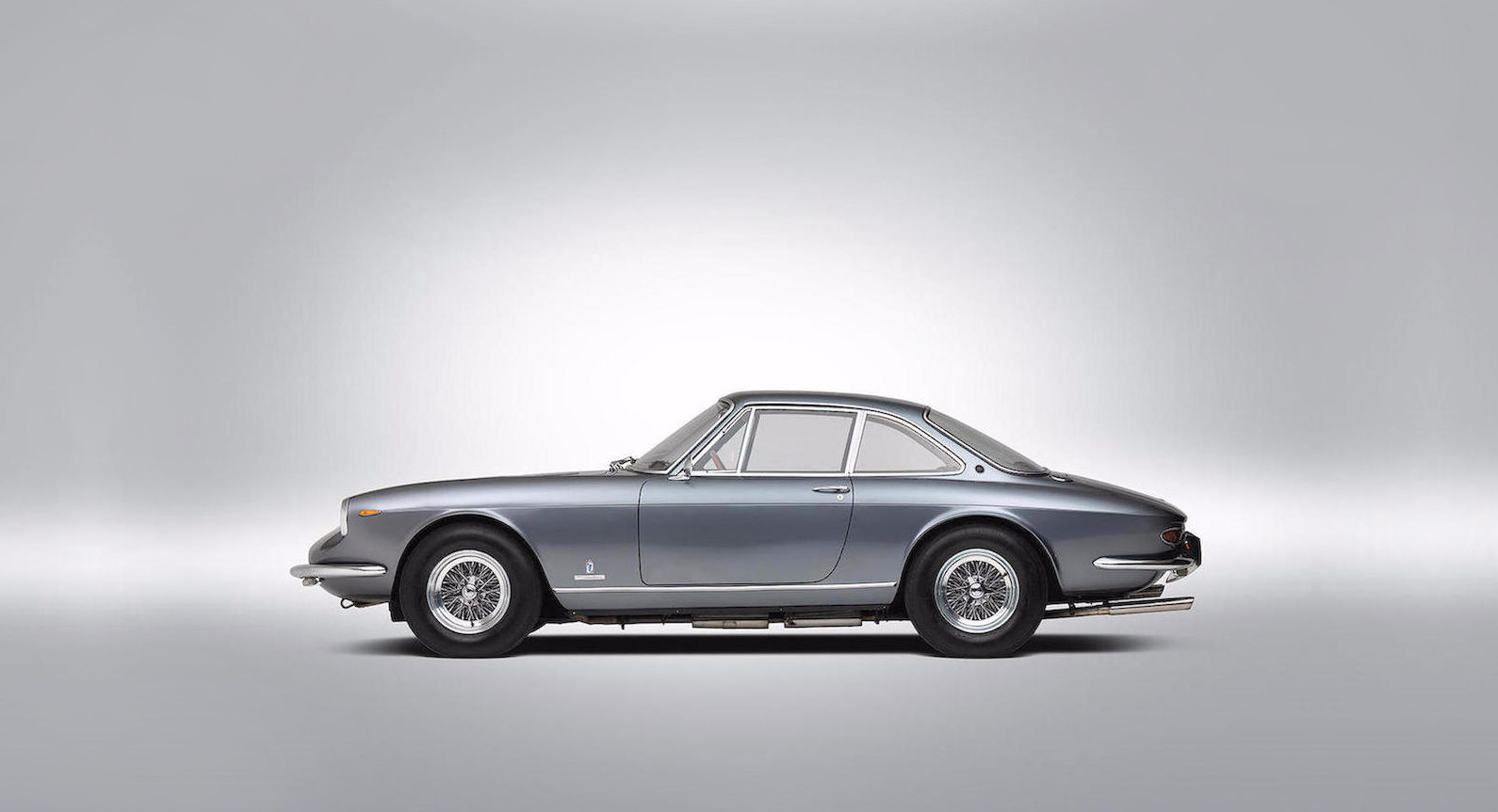 Classic Car Find of the Week: 1968 Ferrari 365 GTC Coupe