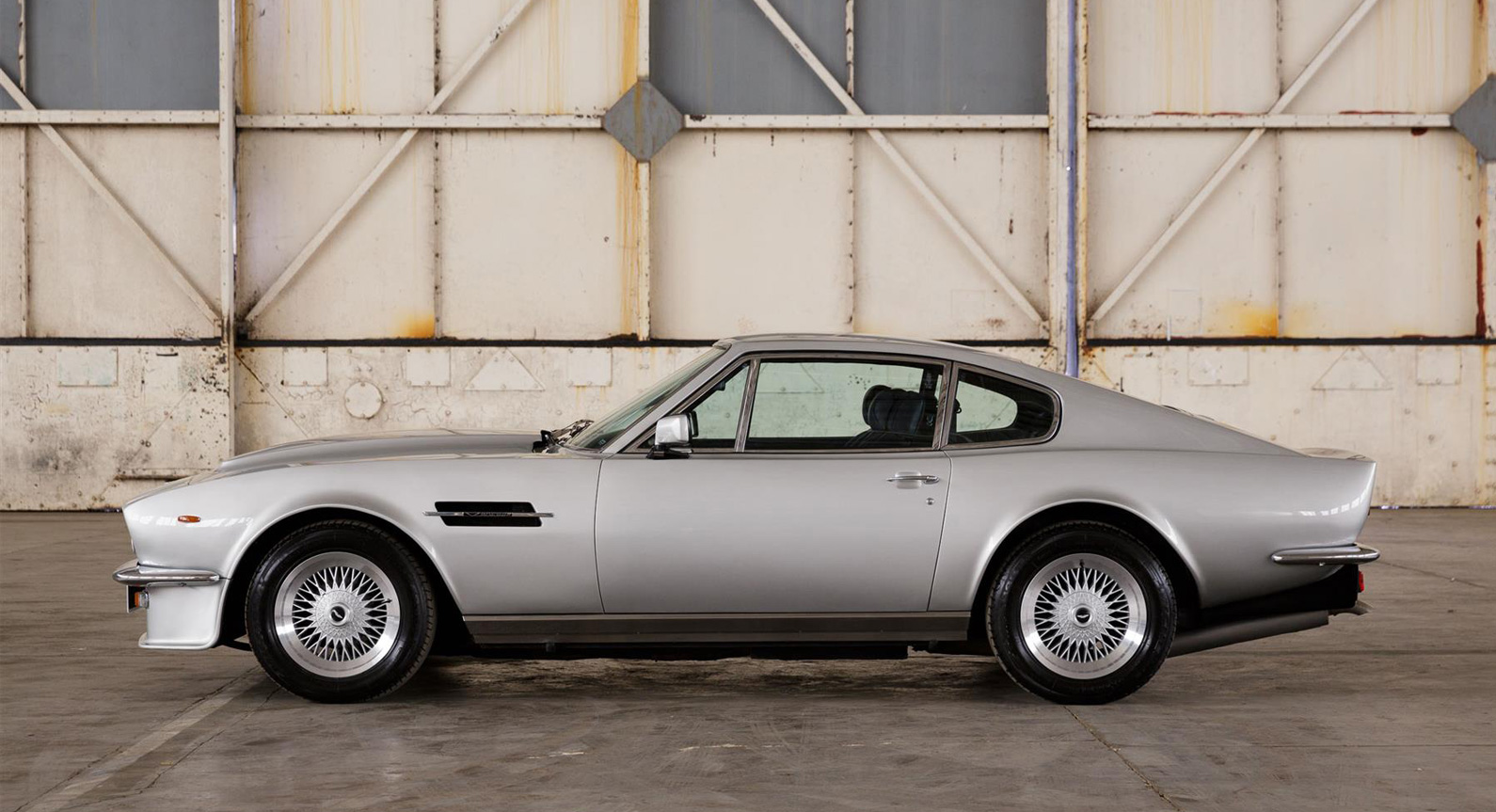 Classic Car Find Of The Week 1985 Aston Martin V8 Vantage X Pack