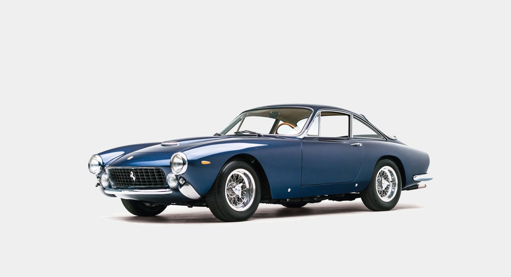 Classic Car Find of the Week: 1964 Ferrari 250 GT/L Berlinetta Lusso