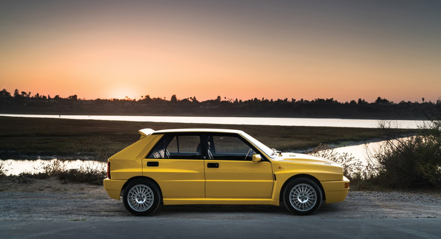 Race-Ready: The 1992 Lancia Delta HF Integrale Evoluzione