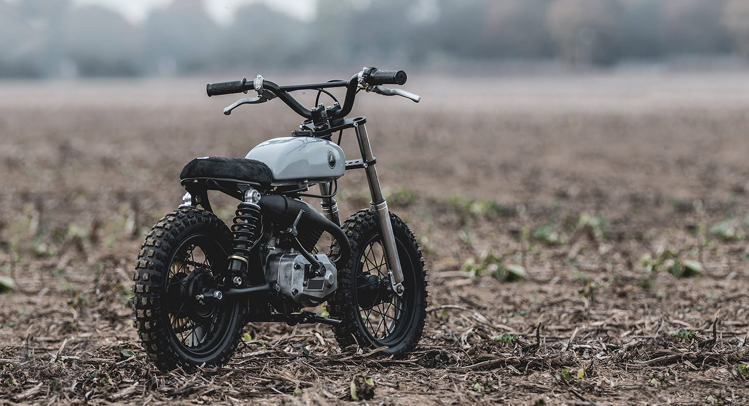 The Greatest Mini-Bike Of All-Time – The Type 0.1 By Auto Fabrica
