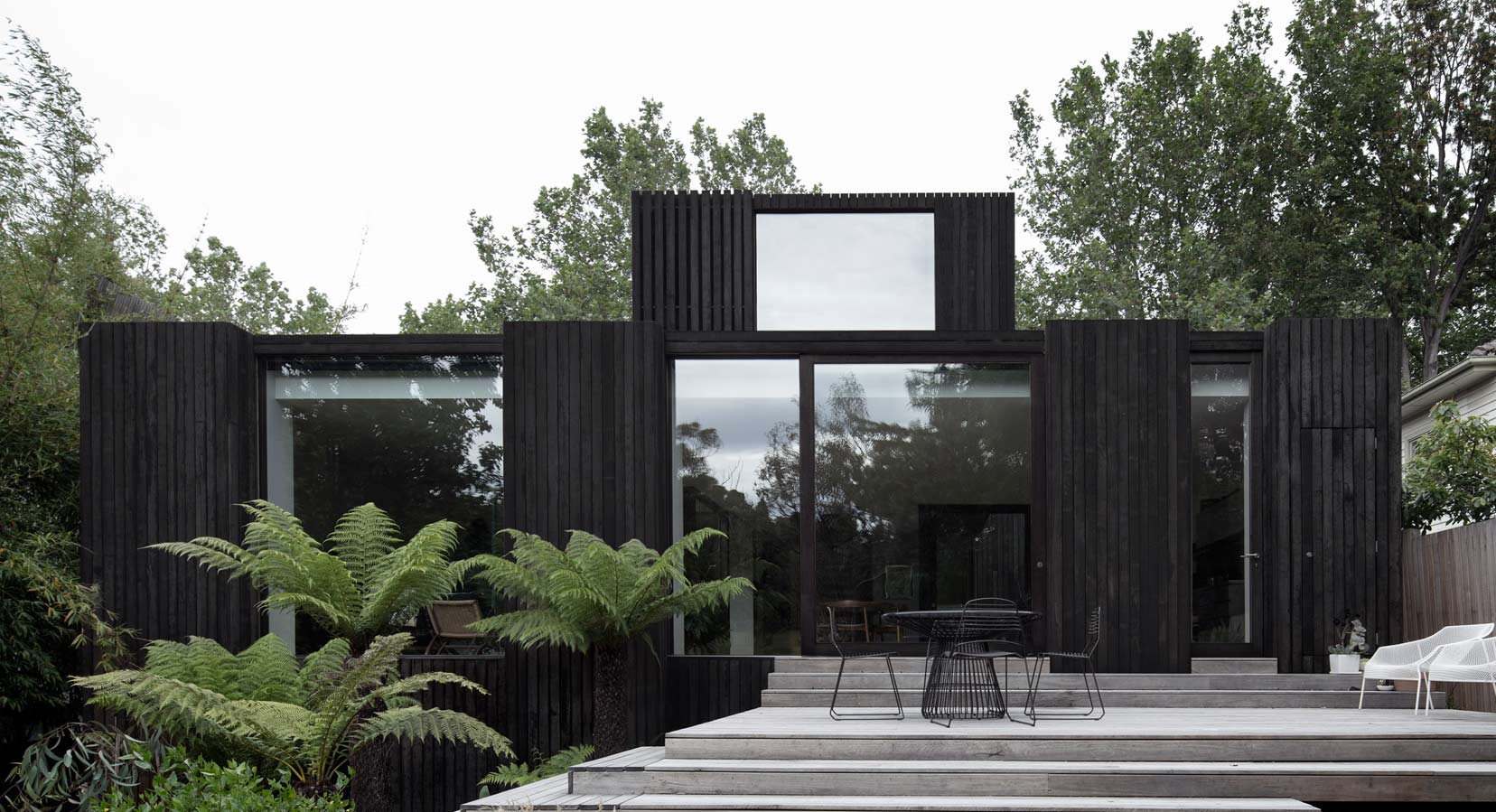 Take A Look Inside The Spectacular House A In Melbourne By Walter & Walter Architects