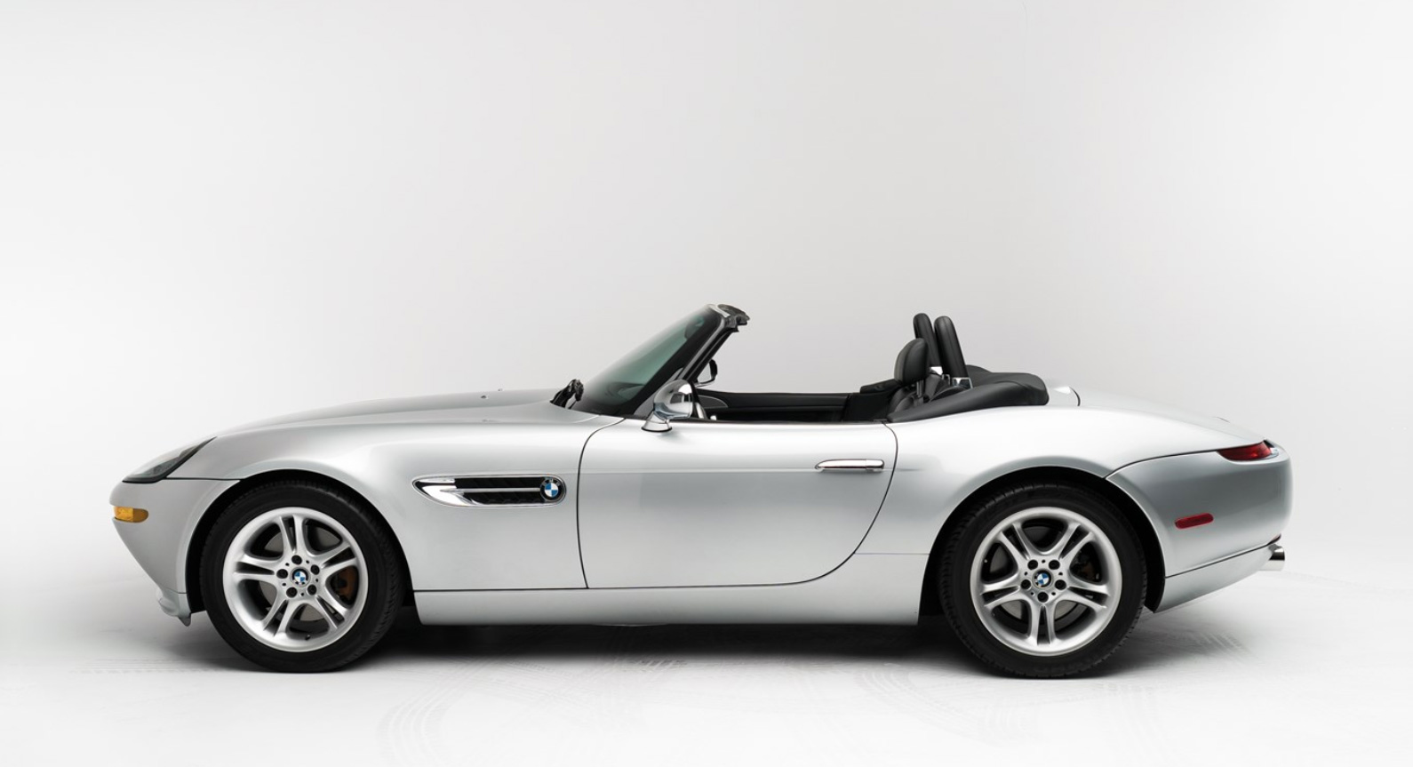 Steve Jobs Once Owned This Classic Minimalist BMW Z8