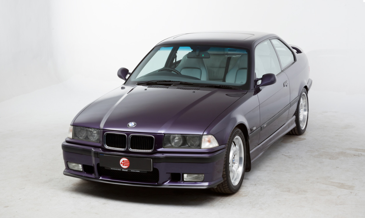 Charming Classic Car Find Of The Week: 1996 BMW E36 M3 Evolution   OPUMO Magazine
