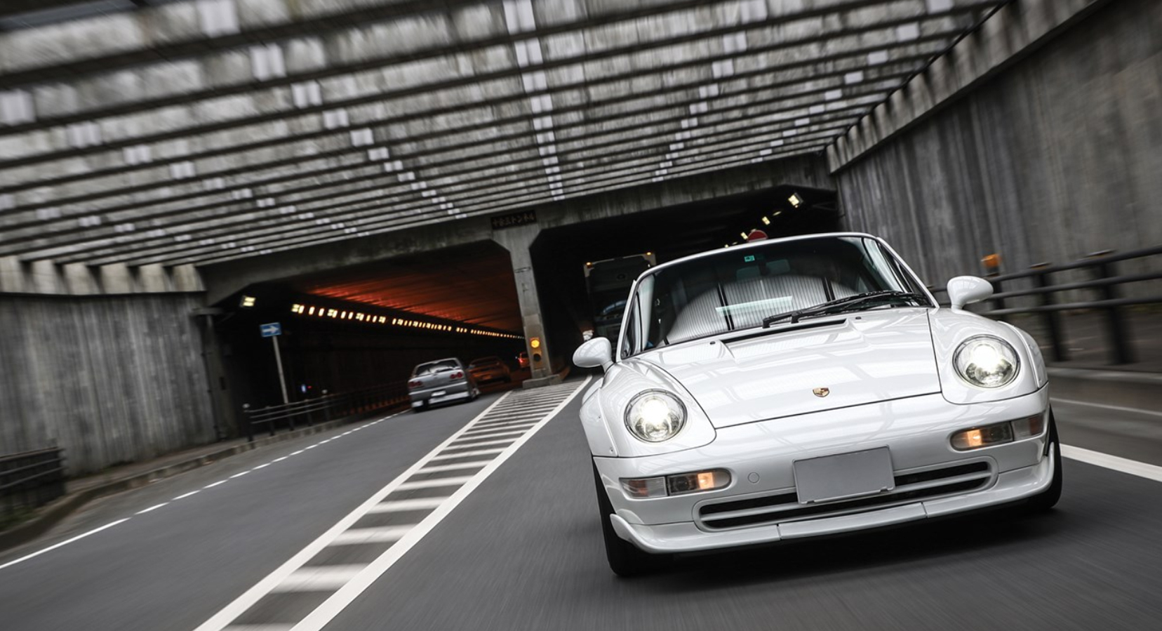 Classic Car Find of the Week: The Race Bred Porsche 911 GT2
