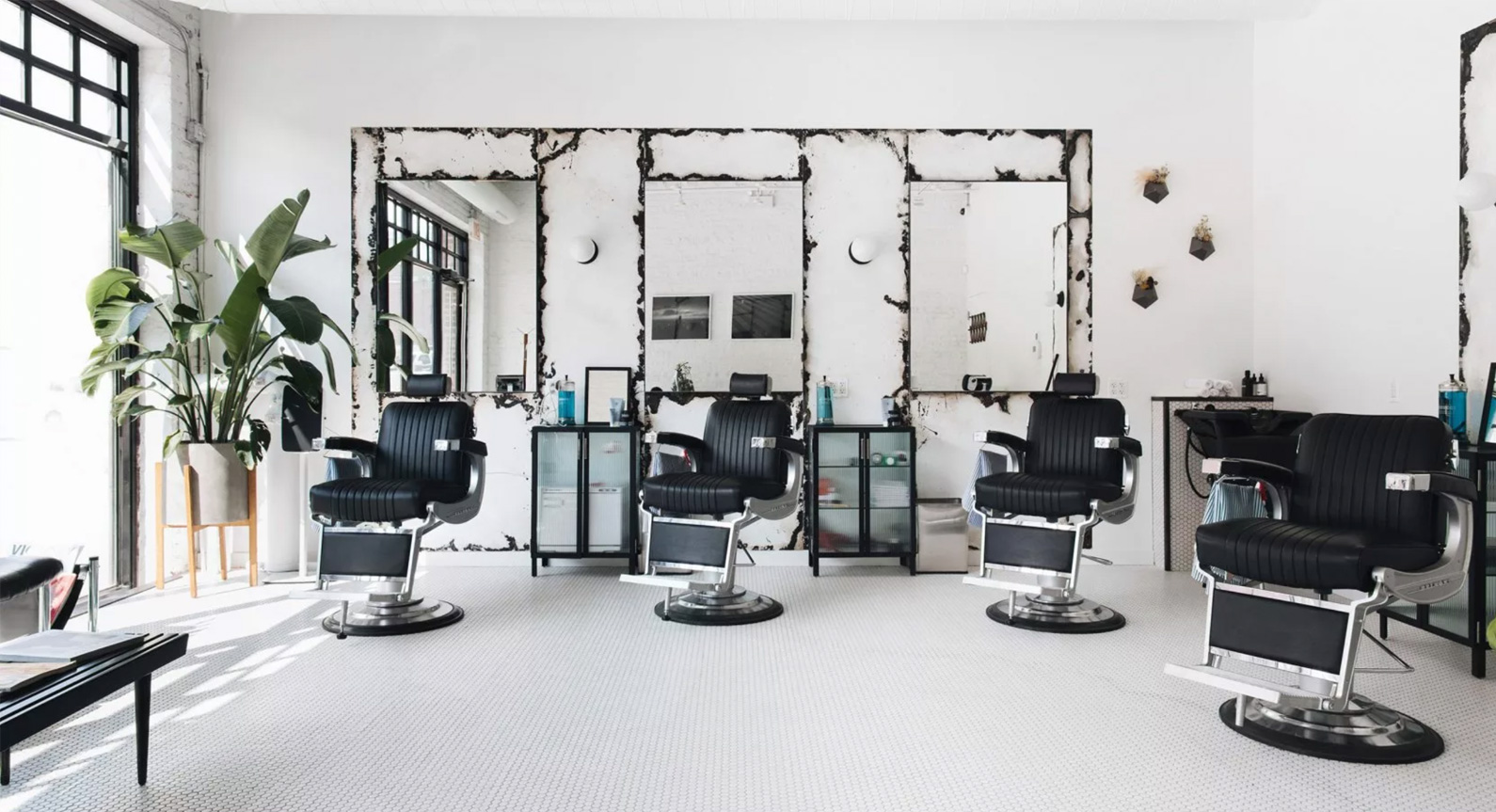 Inside Blind Barber Chicago: Cutting Hair By Day & Mixing Cocktails By Night