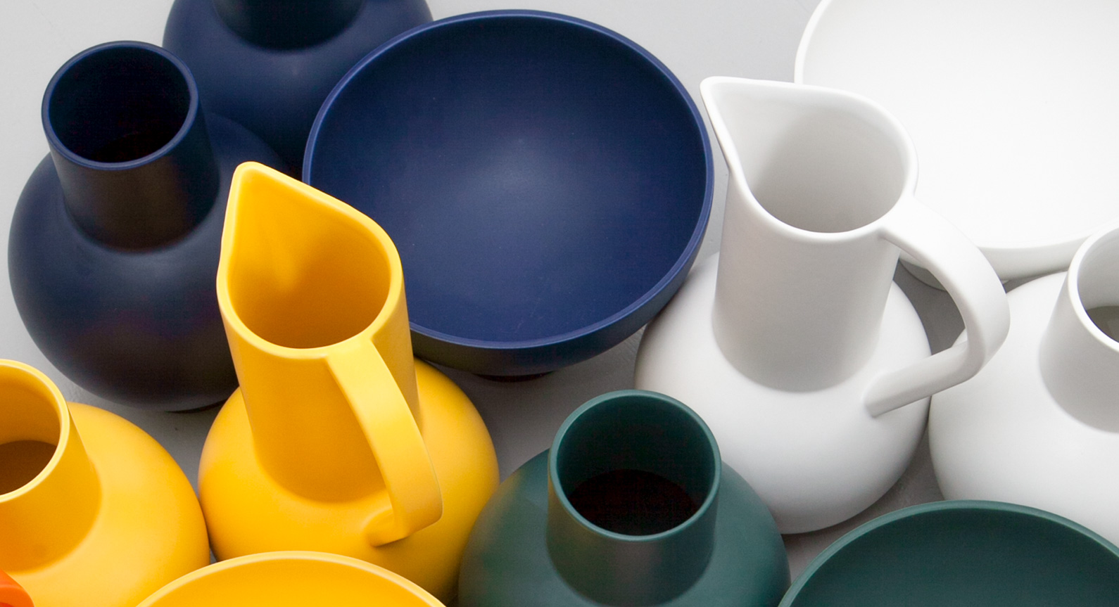 The Next Big Interior Trend: The Colourful Scandinavian Ceramics of Raawii