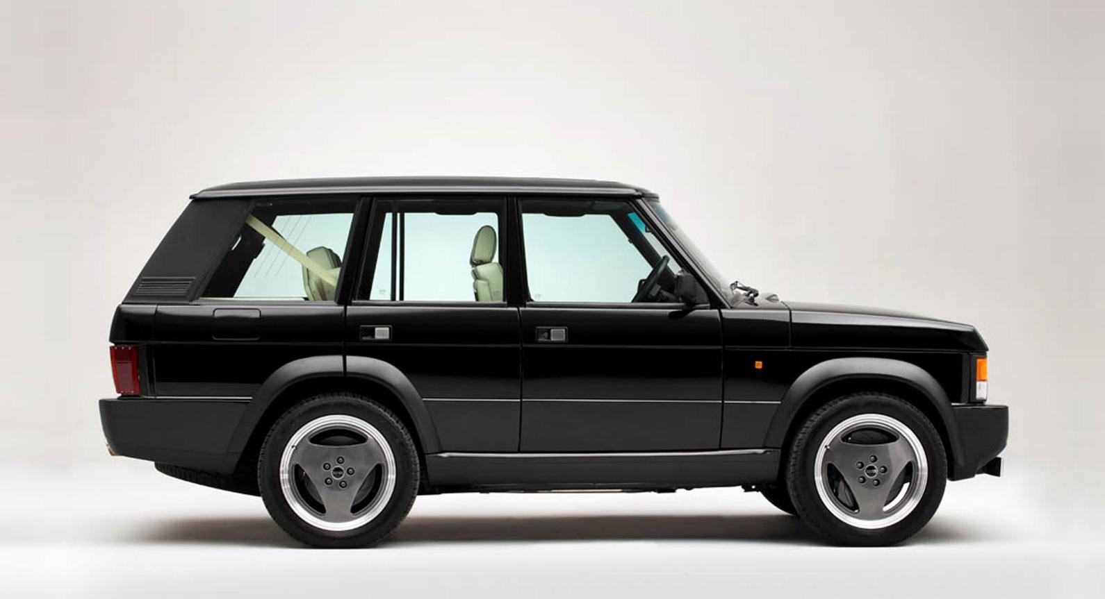 The Jensen International Automotive Range Rover Chieftain