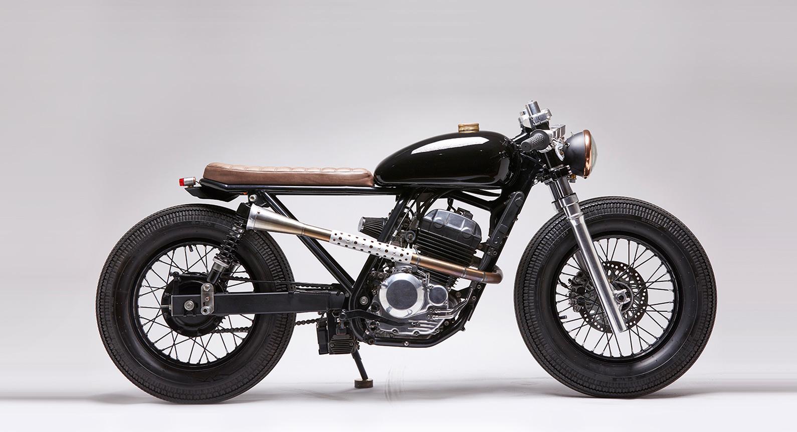 Introducing The Honda Tornado Cafe Racer By Vida Bandida Motorcycles