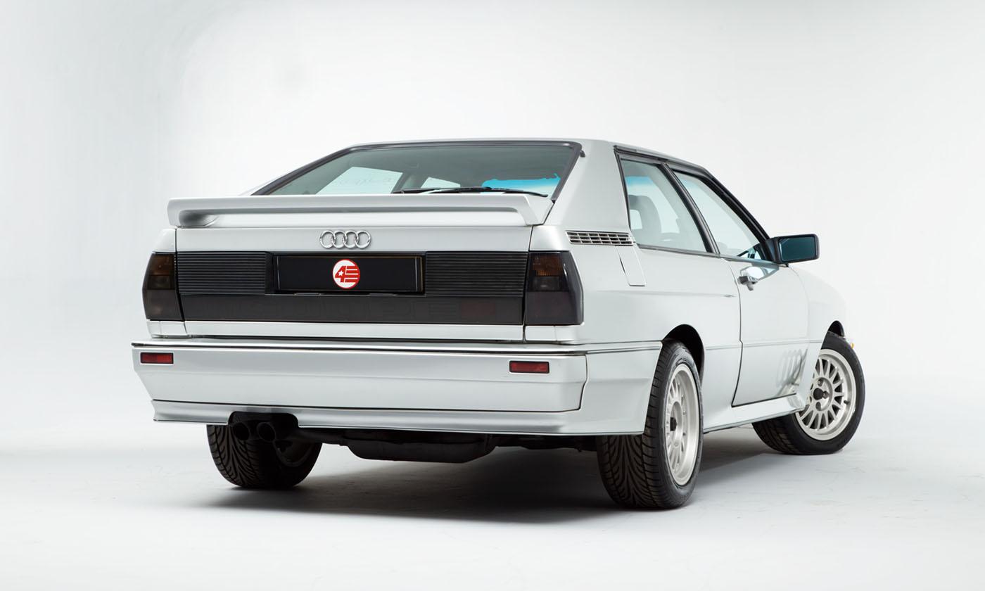 Classic Car Find Of The Week Audi RR Quattro V OPUMO Magazine - Audi quattro