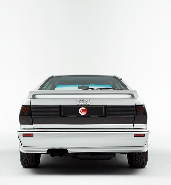 Audi RR Quattro 20V 3