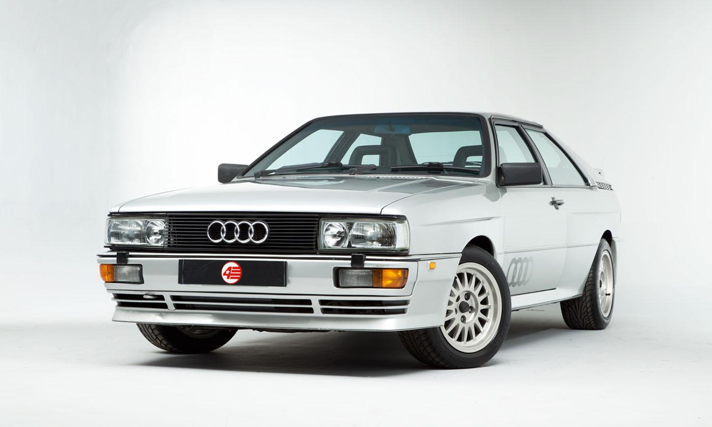 Audi RR Quattro 20V 4