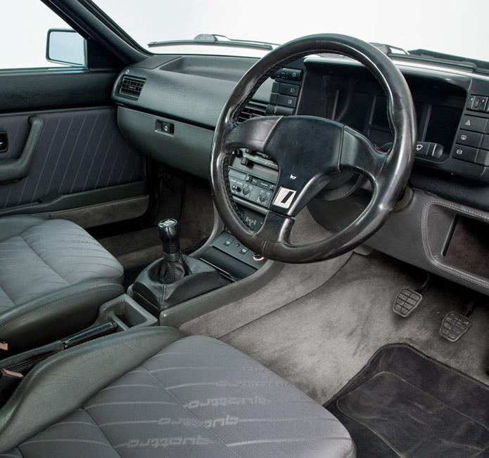 Audi RR Quattro 20V 5