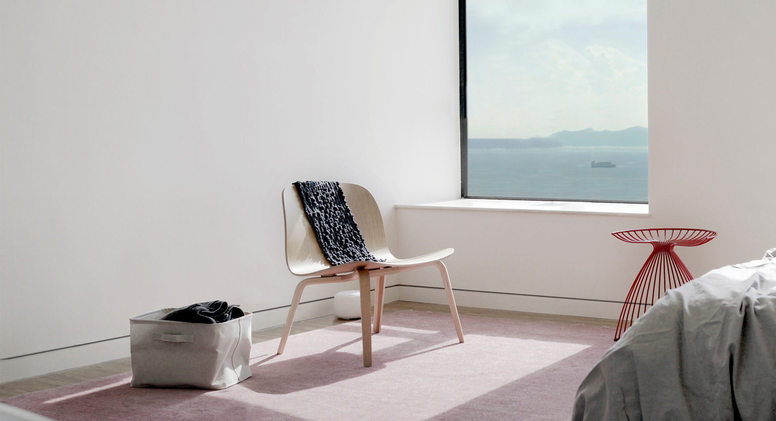 Unfolding Canvas: How To Decorate An Open-Plan Living Space Courtesy Of OFGA