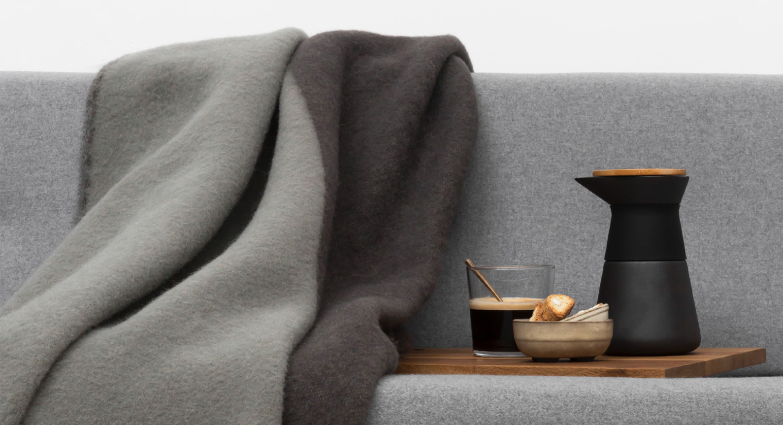 Forestrywool's Latest Collection Of Blankets Belong In Your Home
