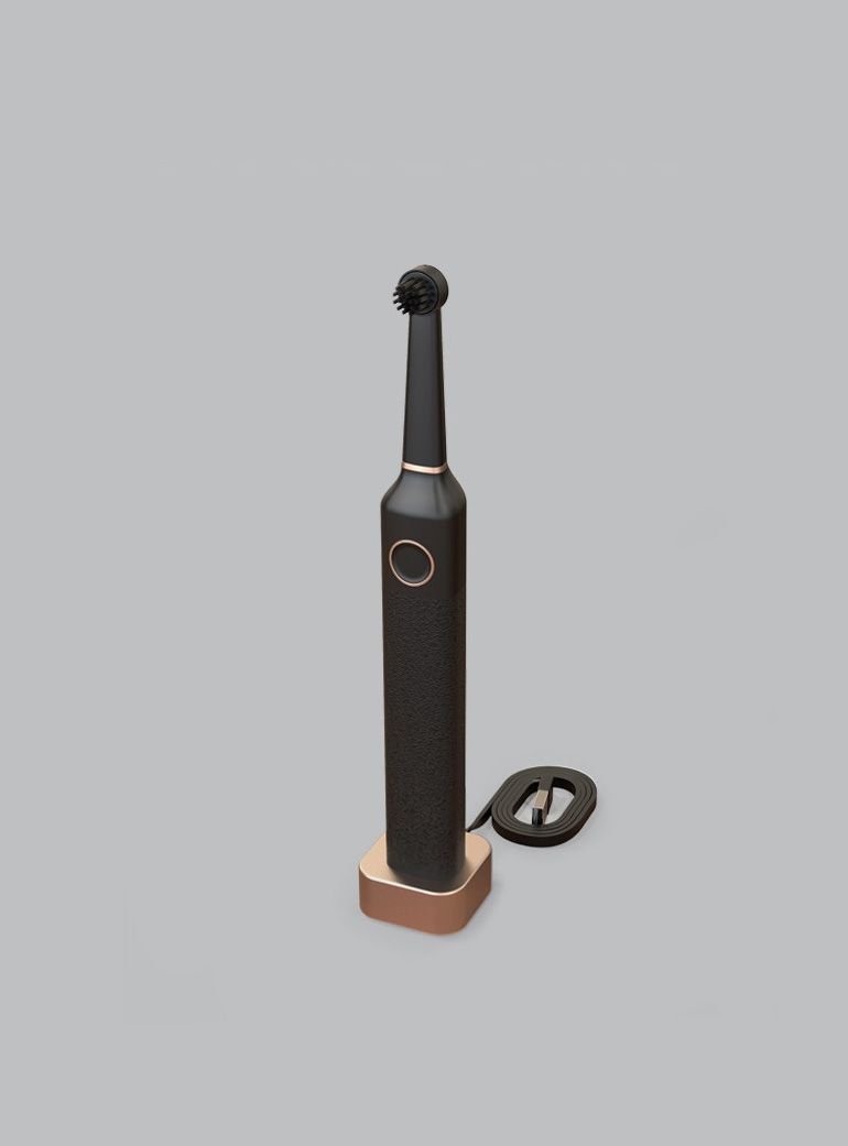 bruzzoni_black_electric_toothbrush