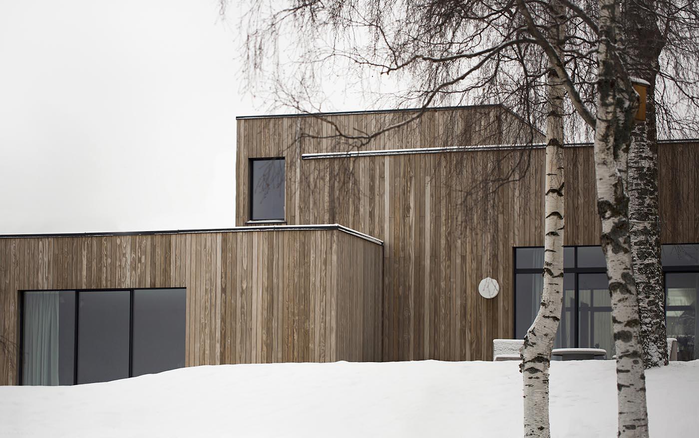 Norm Architects Design The Gjovik House 5
