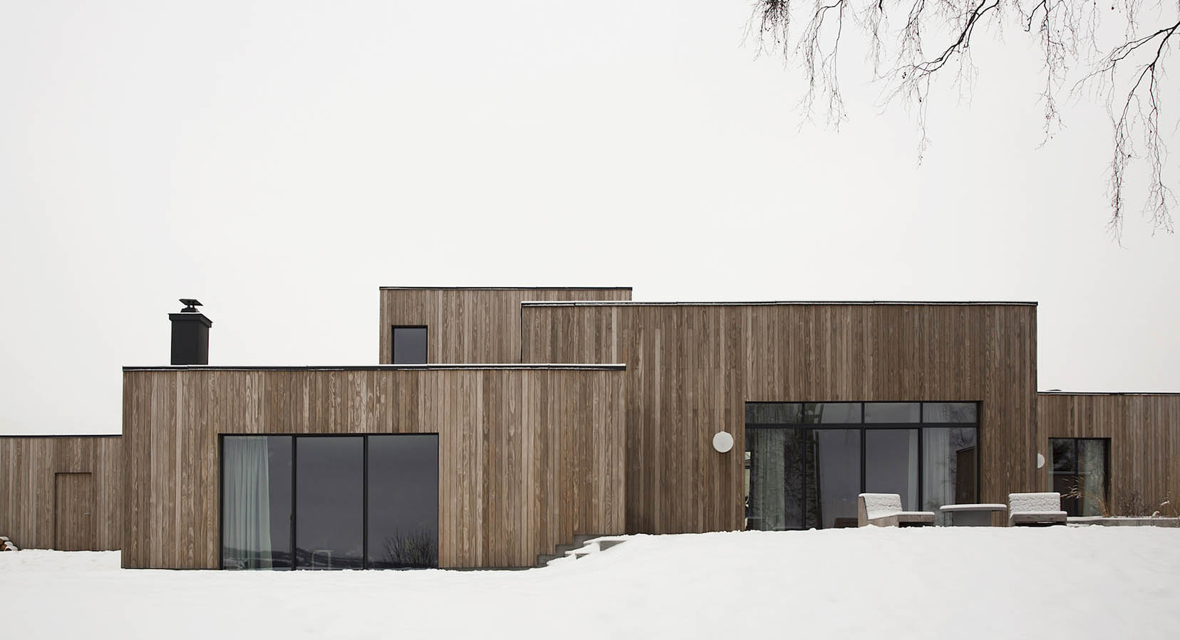 Norm Architects Design The Gjøvik House To Be The 'Epitome Of Hygge'