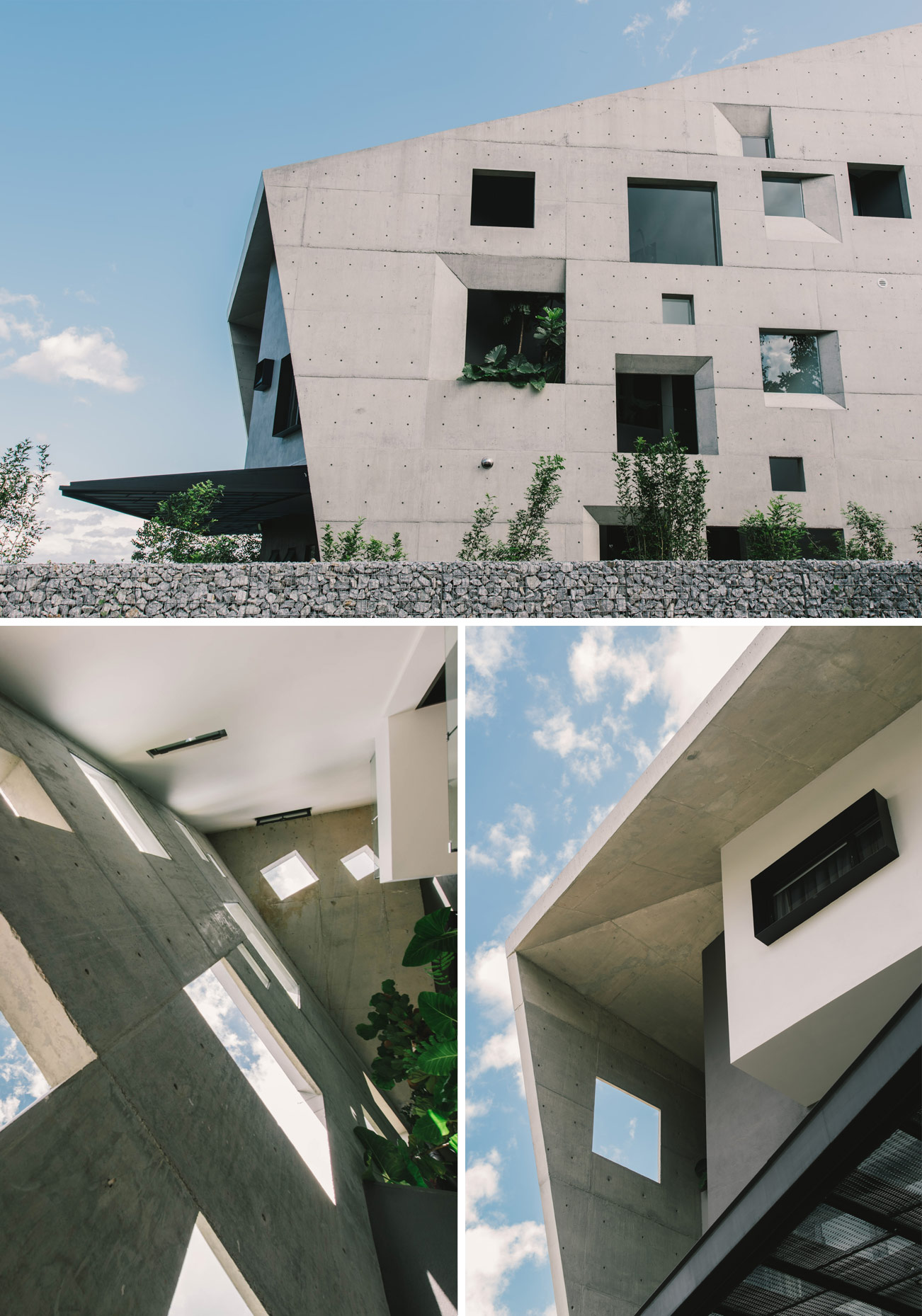 FORMZERO Has Created The Stunning Window House On The Edge Of The ...
