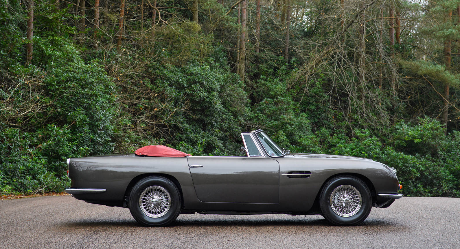 Classic Car Find Of The Week Aston Martin DB Short Chassis - Aston martin db6