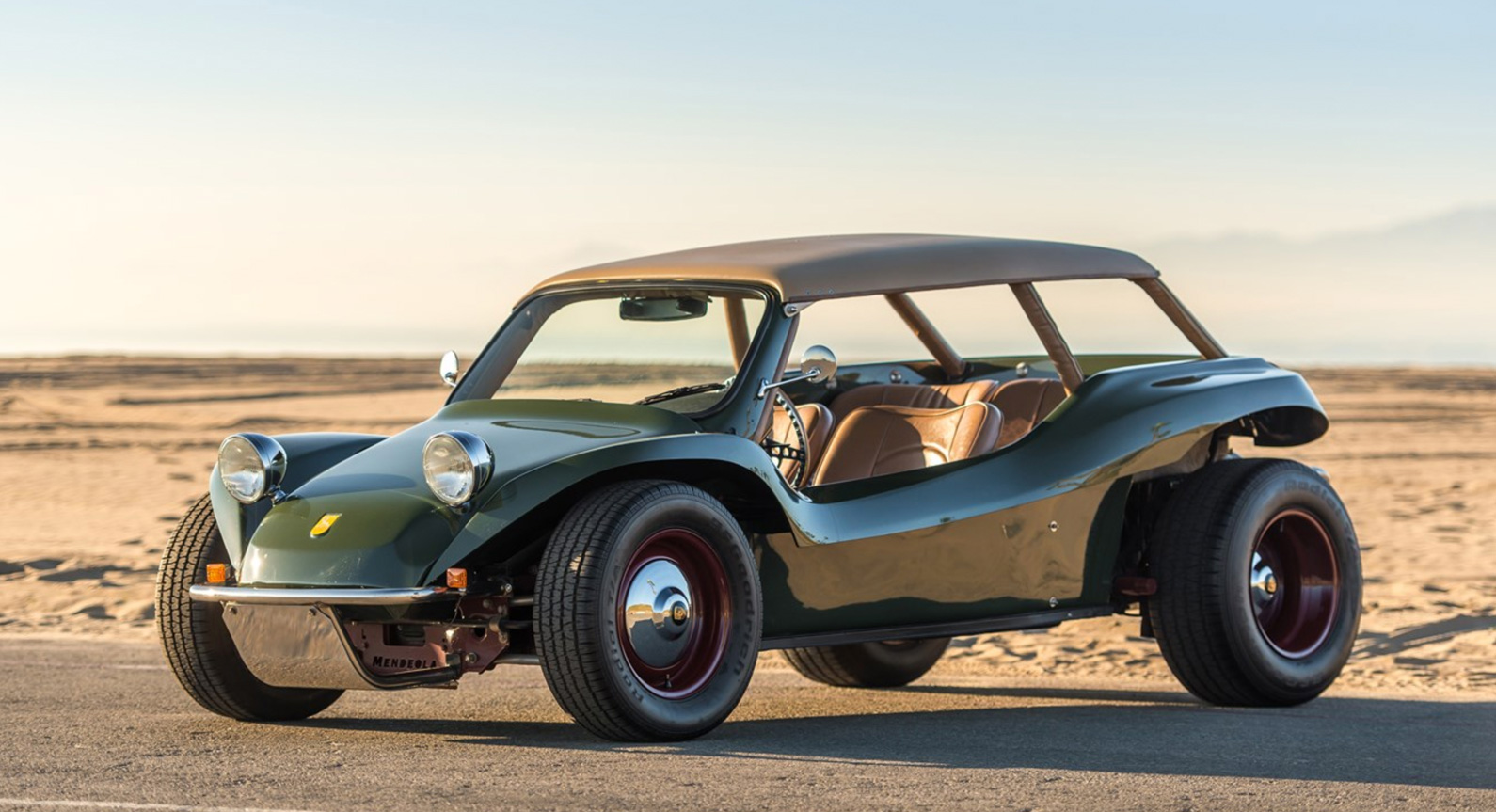 The Original American Dune Buggy – The 1965 Meyers Manxter 2+2