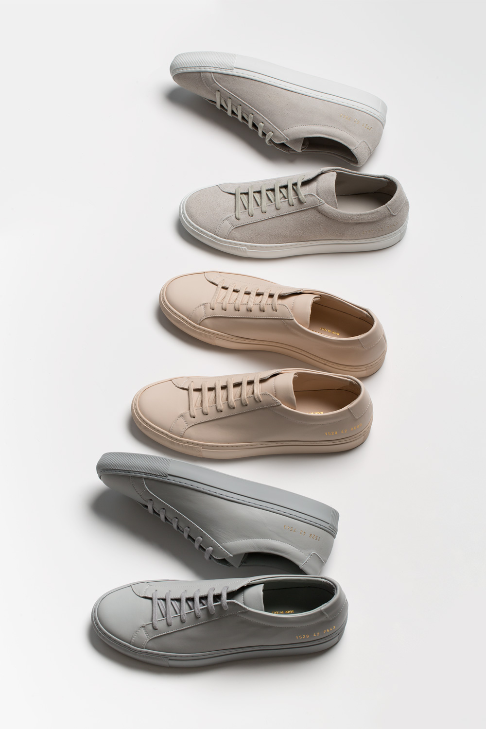 Common Projects Sizing Opumo Magazine