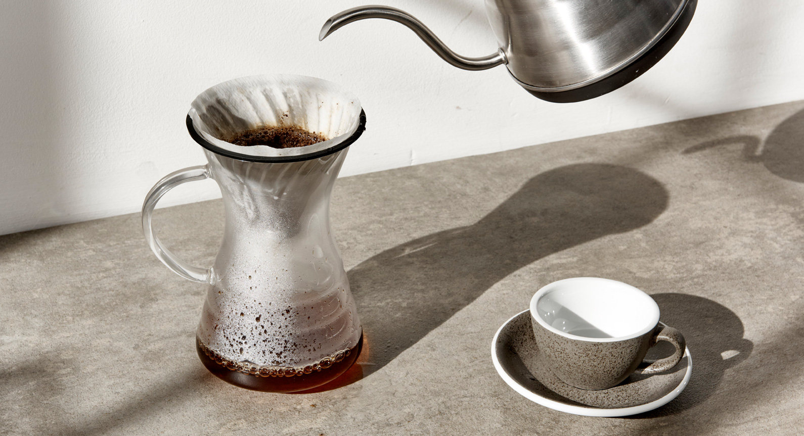 5 Essentials For The Perfect Cup Of Coffee