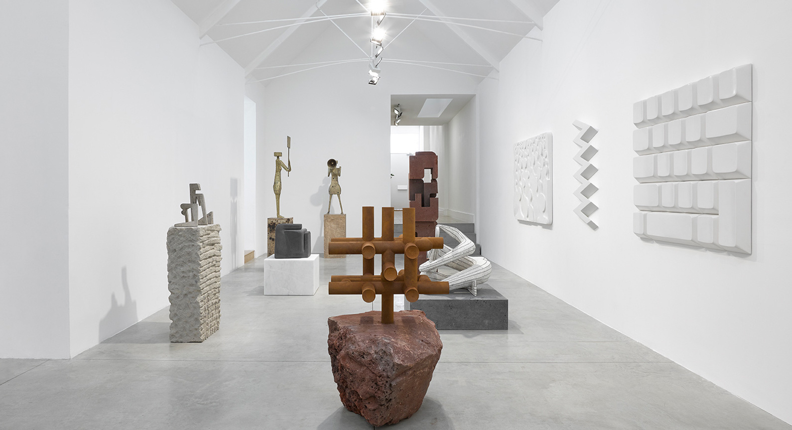 Pedro Reyes Celebrates Political Protest With Sculpture At The Lisson Gallery London