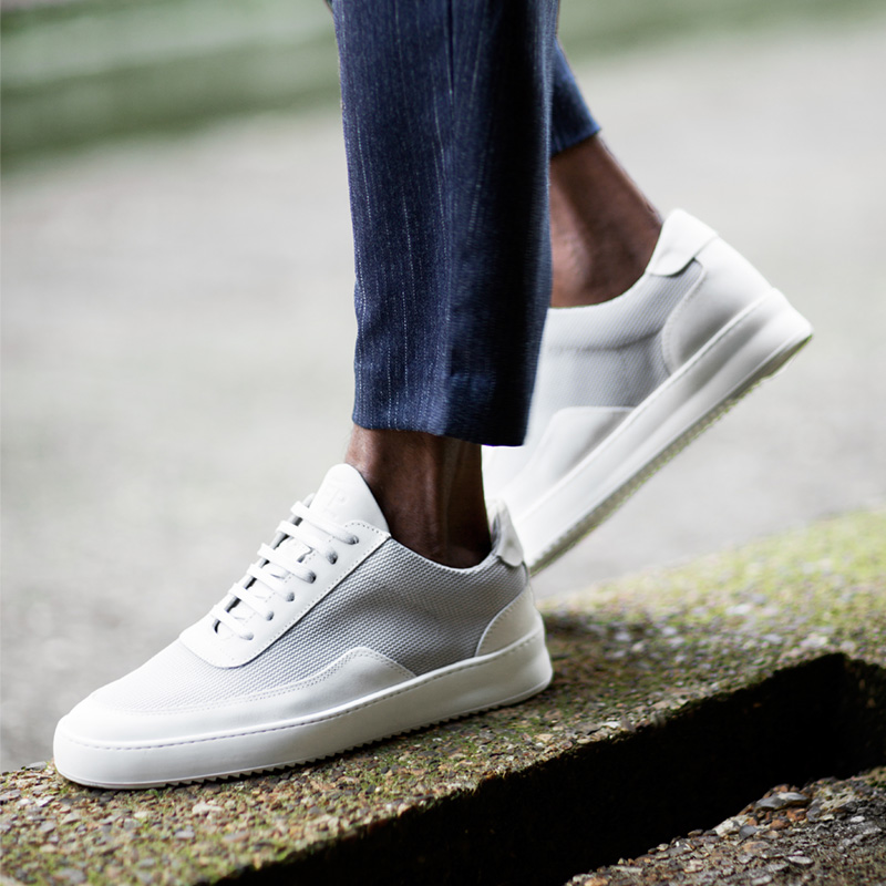3d9522cd171 Filling Pieces Trainers Review