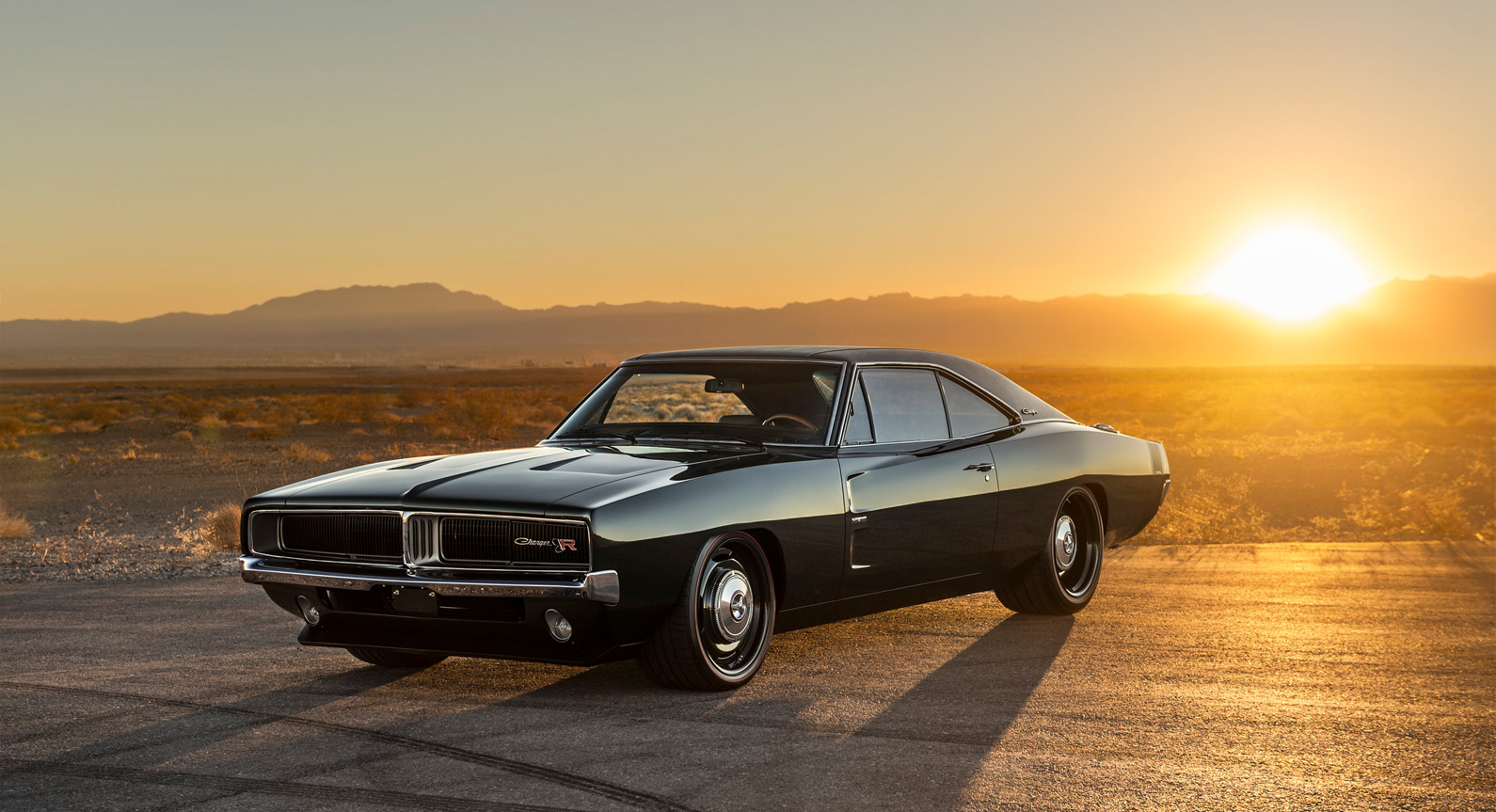 Why This 1969 Dodge Charger Is The Ultimate Muscle Car - OPUMO Magazine
