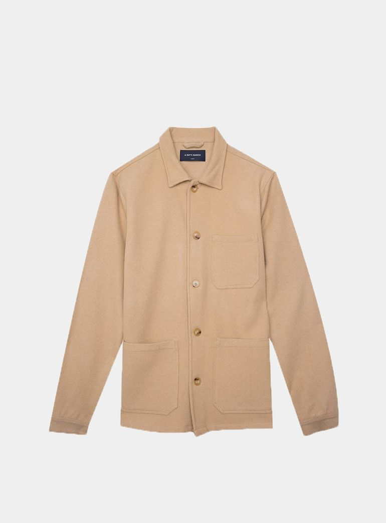 OPUMO A Day's March Overshirt