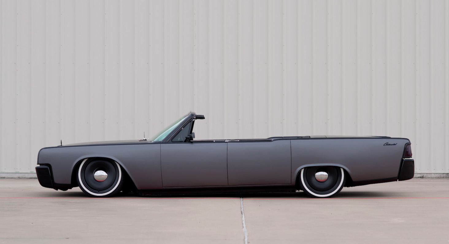 Classic Car Find Of The Week 1964 Lincoln Continental Opumo