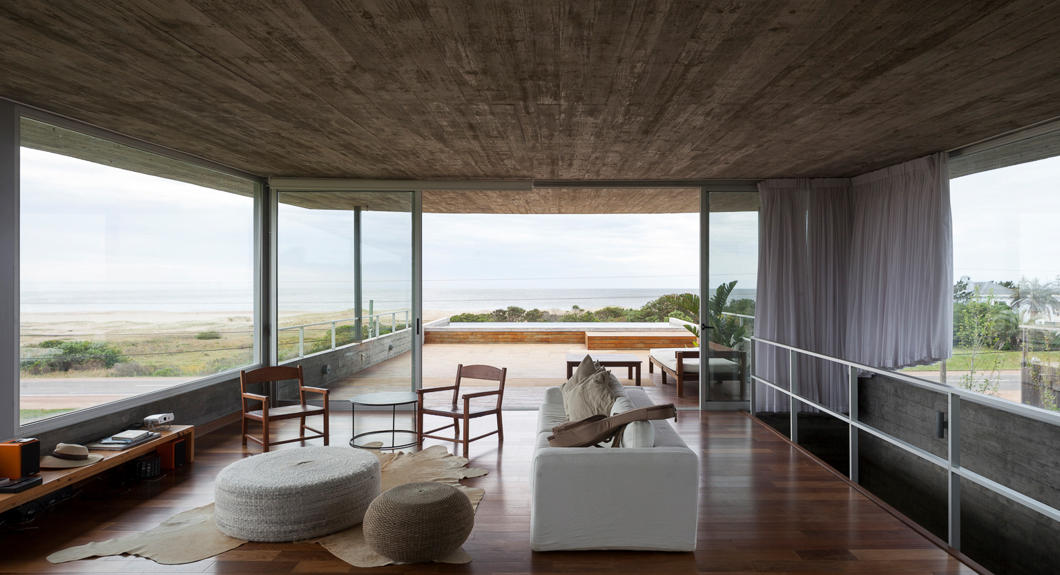Is This The Ultimate Modernist Beach House?