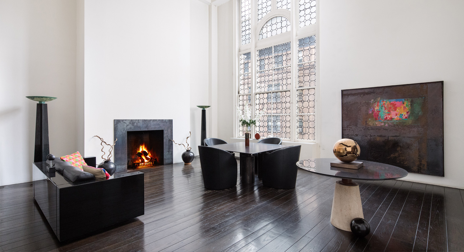 Massimo and Lella Vignelli's Timeless New York Apartment Is Up For Sale