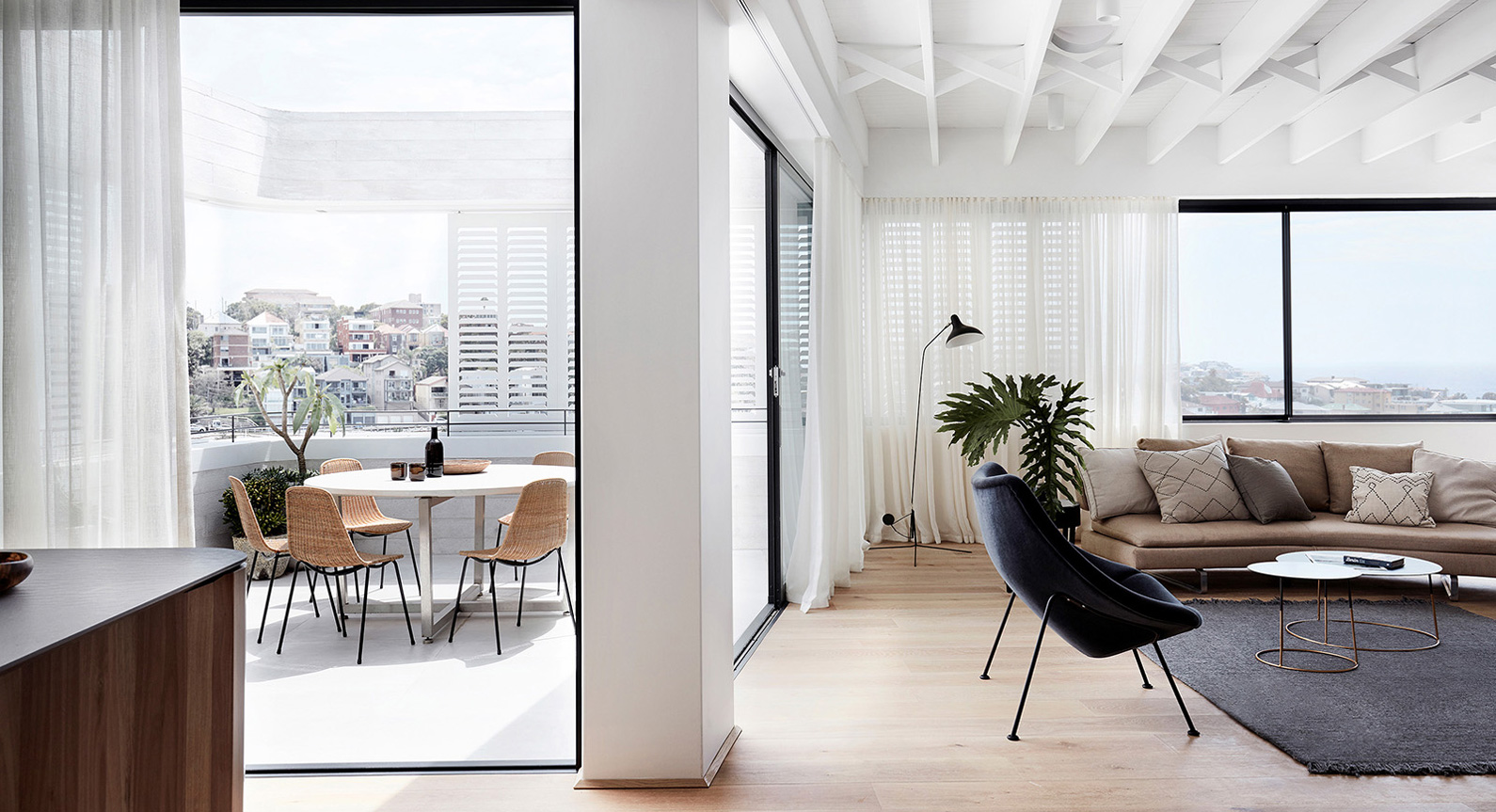 Why Concrete Is The Key To This Sydney Beach House