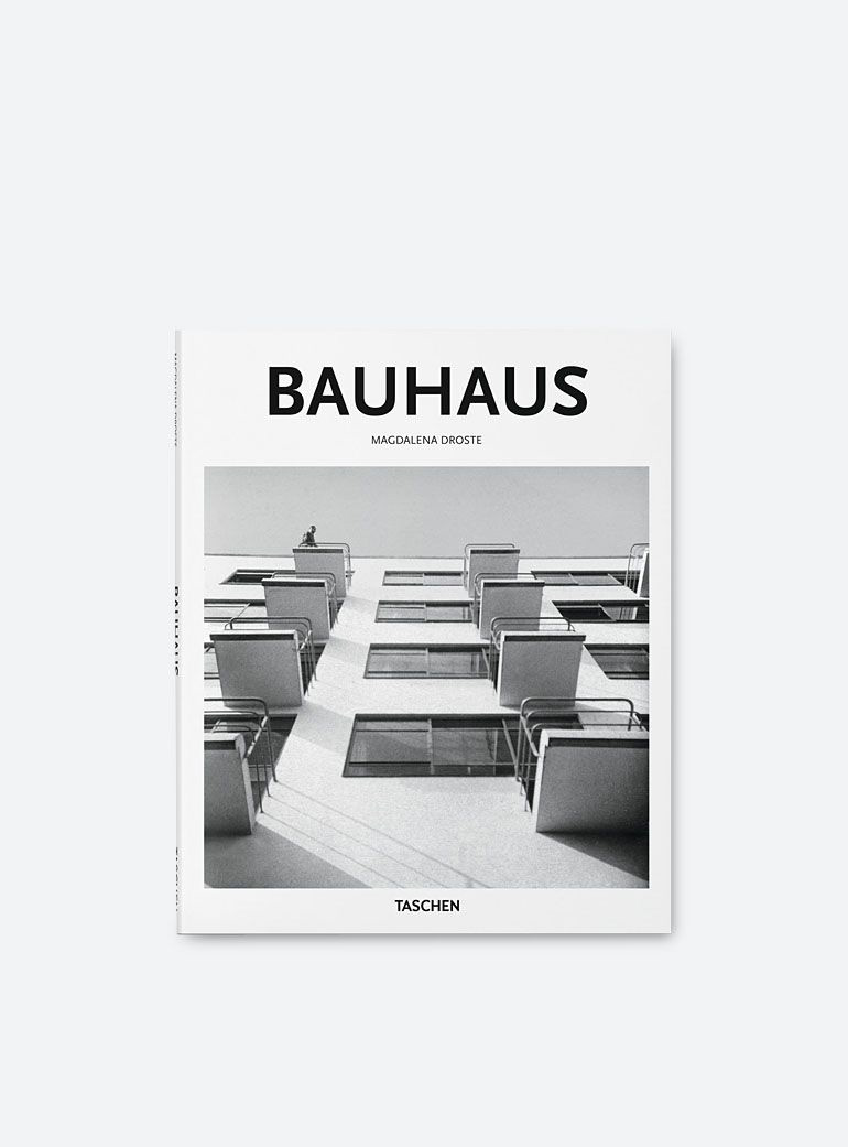 OPUMO-Bauhaus Taschen Book