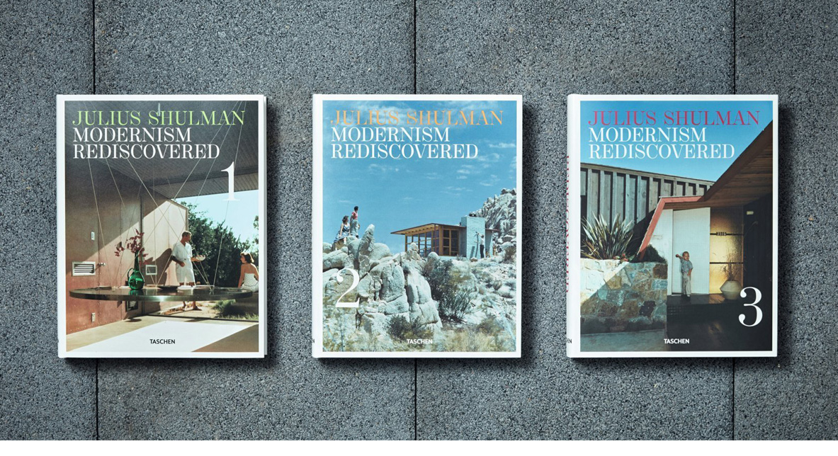 OPUMO-Julius-Schulman Modernism Rediscovered Books