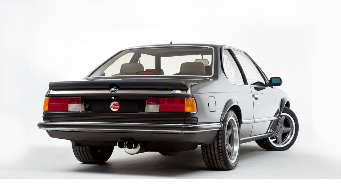 OPUMO-An Affordable Future Classic- 1986 BMW M635 CSi LHD-Last-Image