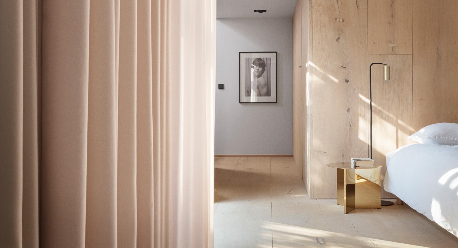 Studio David Thulstrup Transform Warehouse Into A Modern Photographer's Home