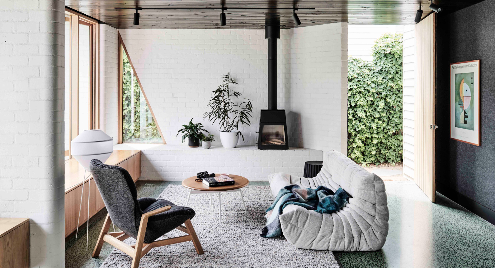The Wizards In Oz: Taylor Knights Architects Transform This Suburban Bungalow In Brunswick