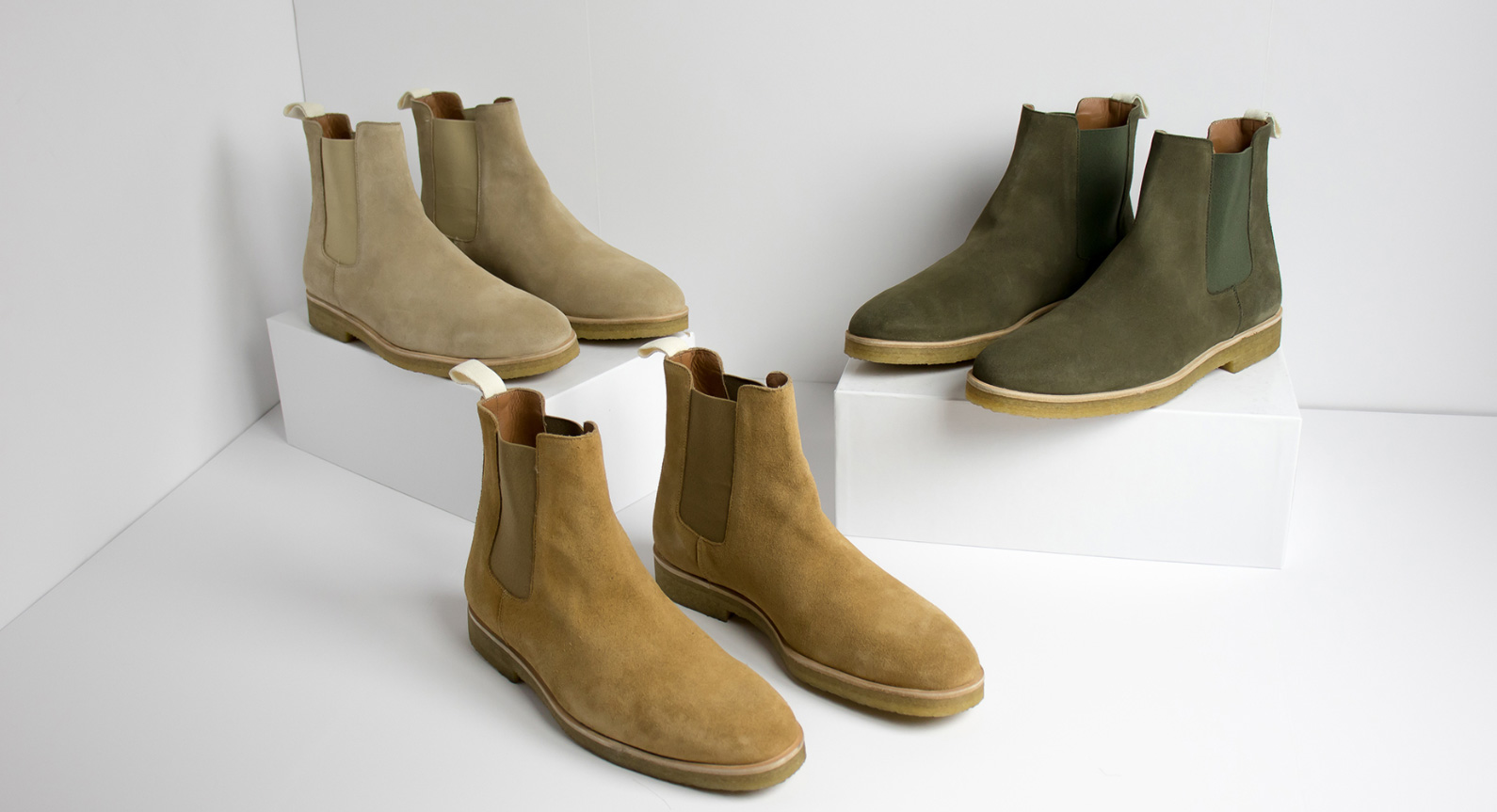 Introducing The Oliver Cabell Chelsea Boot