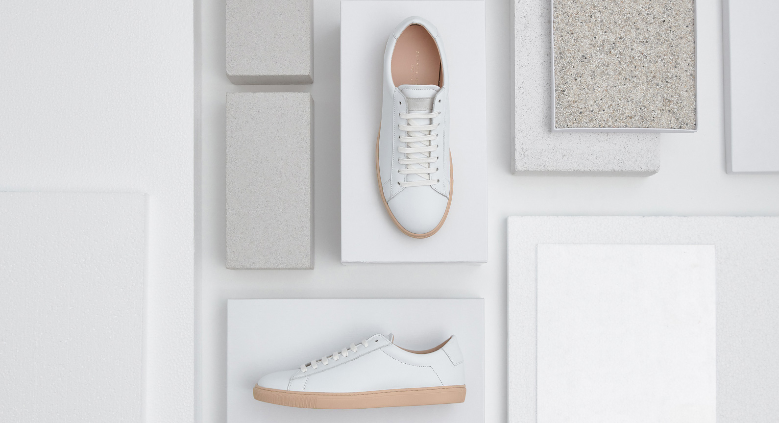 Oliver Cabell x AESTHETNIK Team Up For New Limited-Edition Sneaker