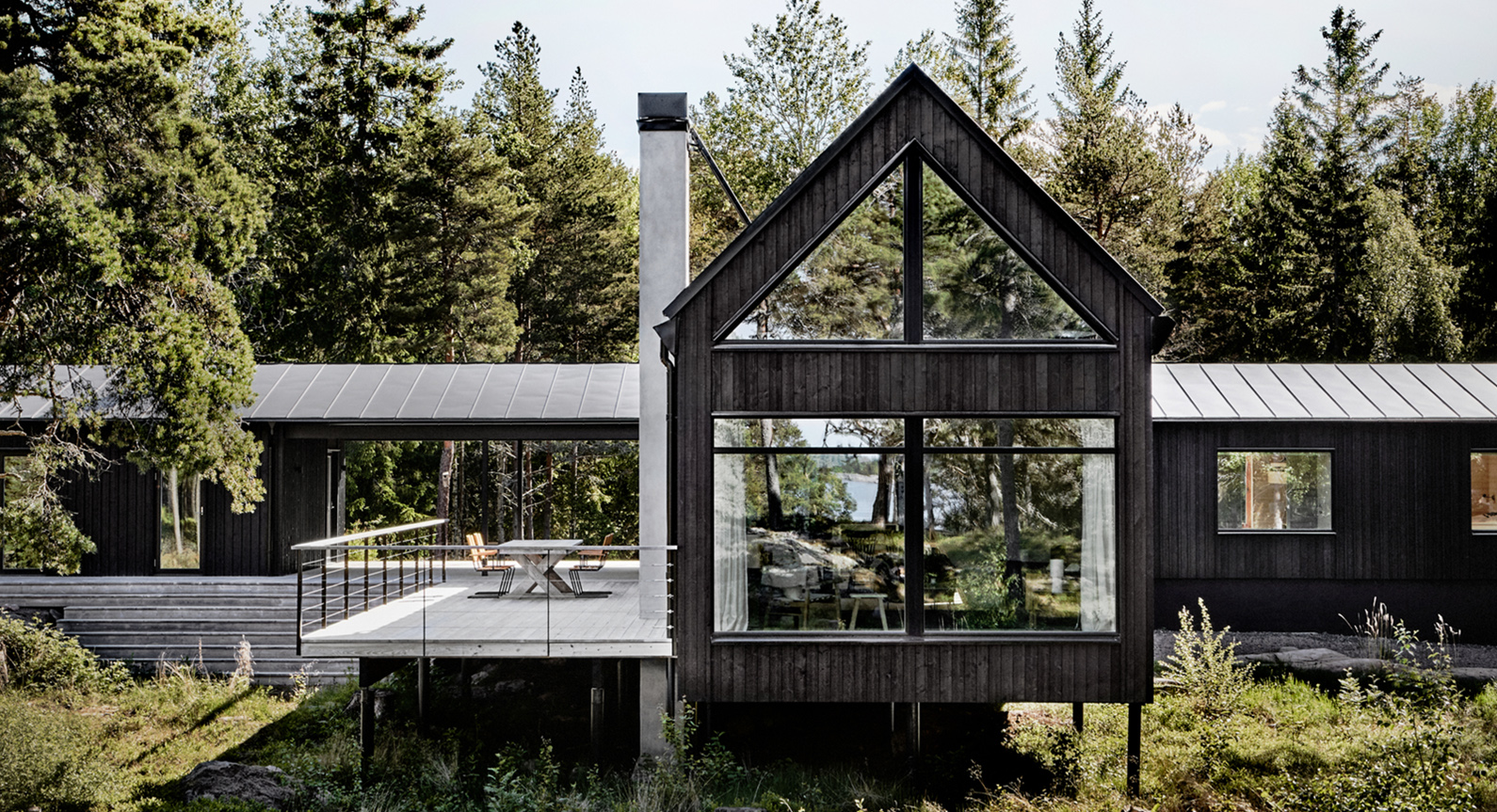 This Stockholm Island Getaway By Kod Arkitekter Is A Place To Recharge The Soul