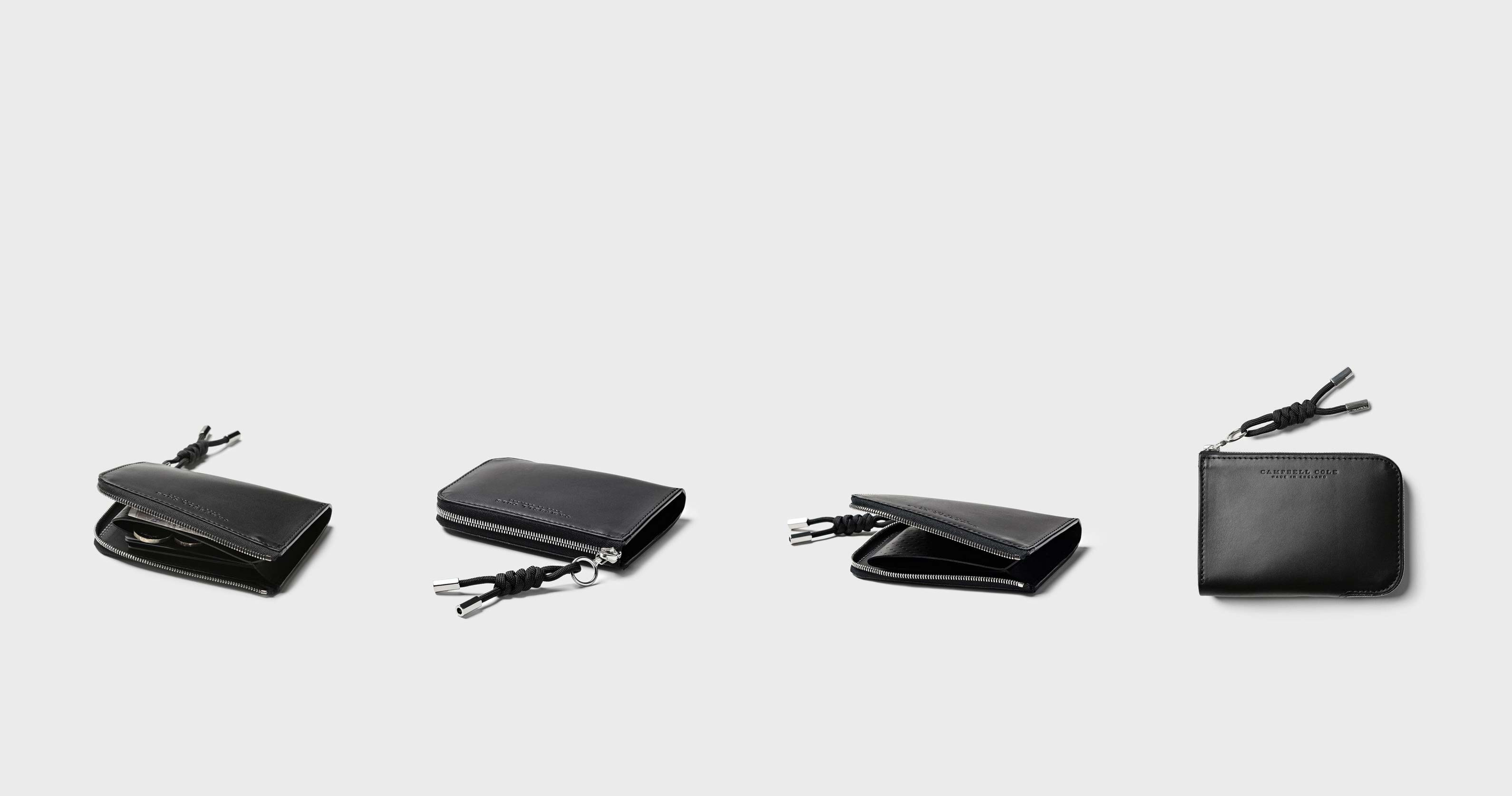 Get Your Act Together With These New Campbell Cole Wallets & Card Holders